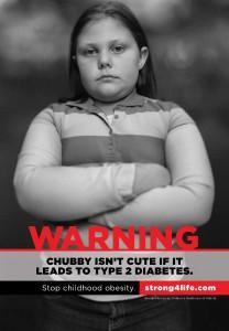INB Obesity ad campaign