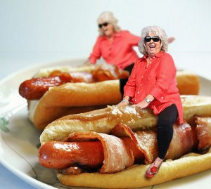 Paula Deen's Riding Things