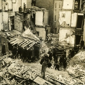 The collapse of an apartment building in 1936, which killed seven people and injured dozens, became the catalyst for housing reform in Philadelphia's Seventh Ward.