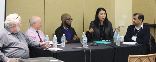 Panel photo by Jennifer McAdam, Eastern Sociological Society
