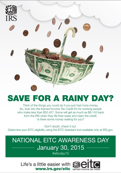 EITC Awareness Day 2015