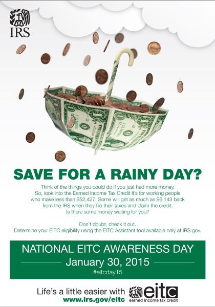 EITC Awareness Day 2015