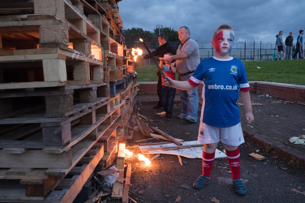 Bonfires Of Belfast Contexts