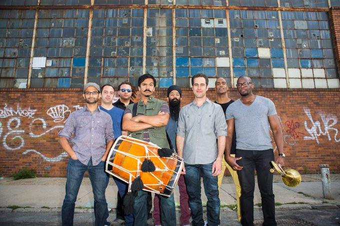 Red Baraat. Courtesy Jainsounds.com.