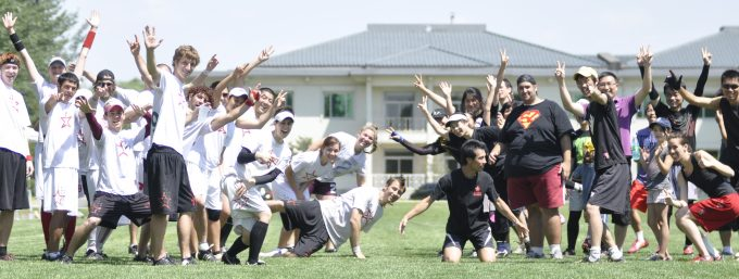 At the 2011 China Ultimate National Championships, competition is tough, but competitors stick to the spirit of the game. Vinqui, Flickr CC.
