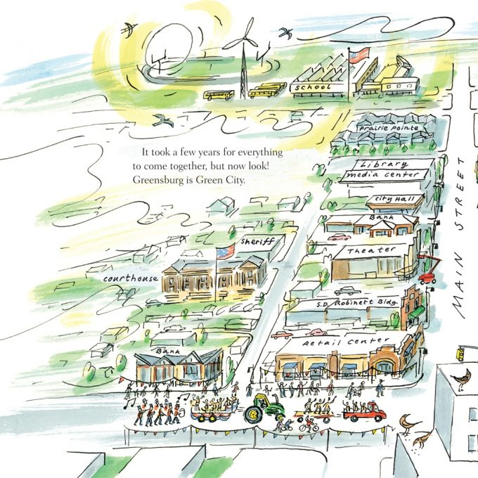 From Green City: How One Community Survived a Tornado and Rebuilt for a Sustainable Future, Farrar, Straus, and Giroux